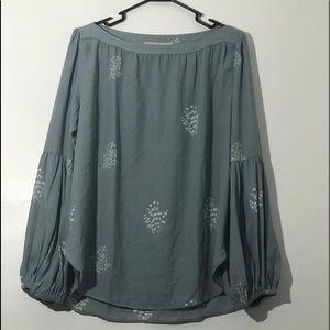 NWT LOFT blouse
